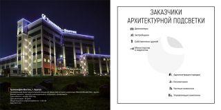 Дизайн и верстка каталога для CityLight
