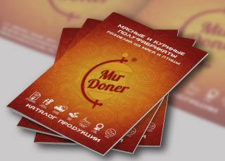Буклет MirDoner